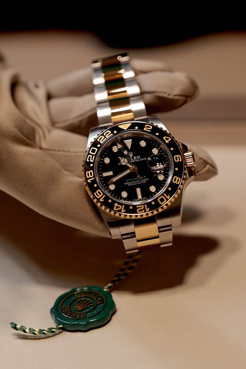 Assistenza Rolex